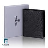 Eleganckie i bezpieczne etui na karty płatnicze i wizytówki Valentini 159-329 RFID
