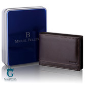 Klasyczny portfel męski Miguel Bellido MB-3704
