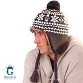Zimowa czapka męska C-93175