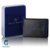 Elegancki, stylowy portfel męski Miguel Bellido MB-2704