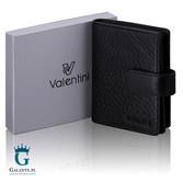 Bezpieczny portfel męski RFID - Valentini 159-013