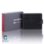 Zapinany na zatrzask portfel Samsonite 145-502 z technologią RFID