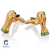 World Cup - Puchar Świata spinki do mankietów