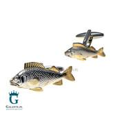 Ryby - spinki do mankietów