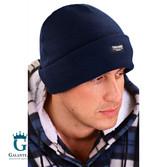 Klasyczna czapka męska zimowa C-93167