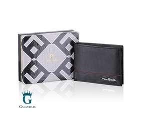 Elegancki portfel męski Pierre Cardin TILAK15 8806 RFID