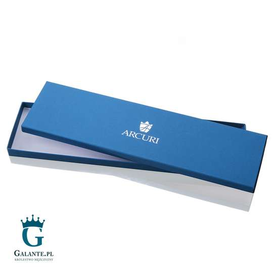 Eleganckie pudełko na krawat Arcuri