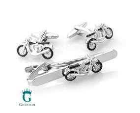 Komplet biżuterii Motocykle SDK-1031