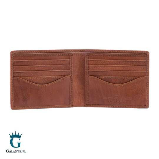 Metalowe pudełko na portfel Miguel Bellido