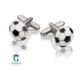 Piłka nożna - piłkarskie spinki do mankietów PS-65
