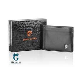 Poziomy portfel Pierre Cardin 8806
