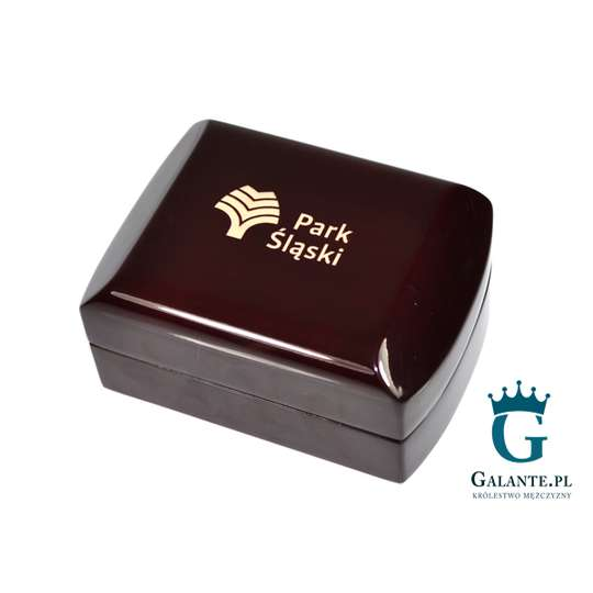 Pudełko na biżuterię z grawerem