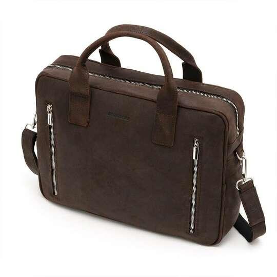 Skórzana torba na ramię Brodrene BL02