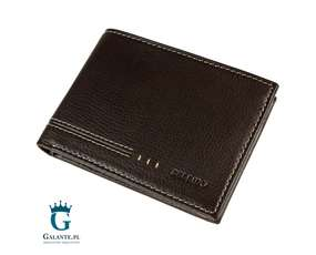 Skórzany portfel męski MB-3104