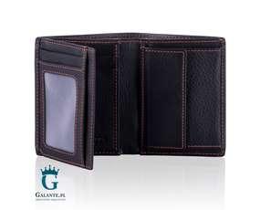 Skórzany portfel męski Miguel Bellido MB-2303