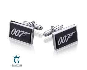 Spinki do mankietów - James Bond