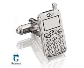 Telefony - spinki do mankietów PS-024