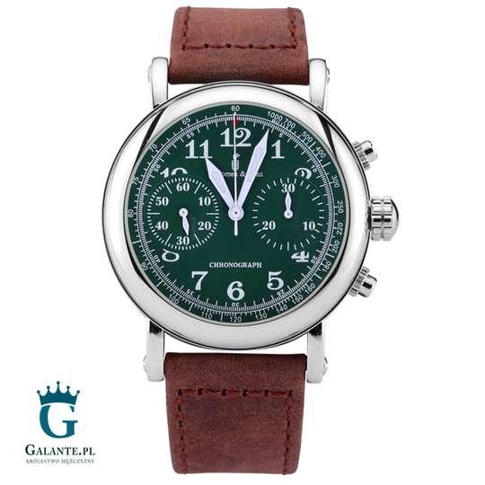 Zegarek męski COLOMER BRAMANTE GREEN XV