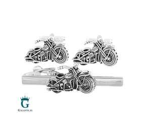 Zestaw biżuterii Harley Davidson
