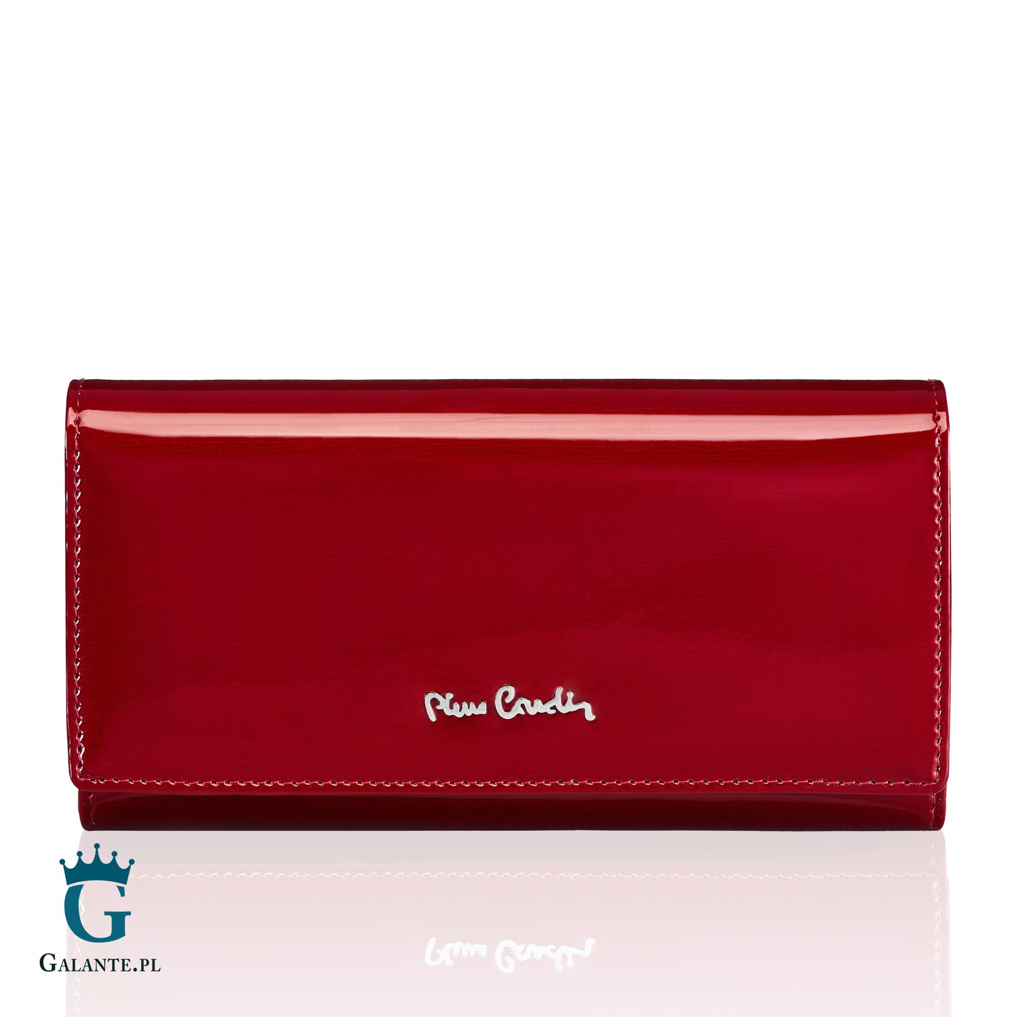e9c81888731db Damski portfel Pierre Cardin Klasyczny Duży na zatrzask 05 LINE 100. ‹ ›