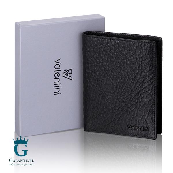 9114520bcffee Eleganckie i bezpieczne etui na karty płatnicze i wizytówki Valentini  159-329 RFID. ‹ ›