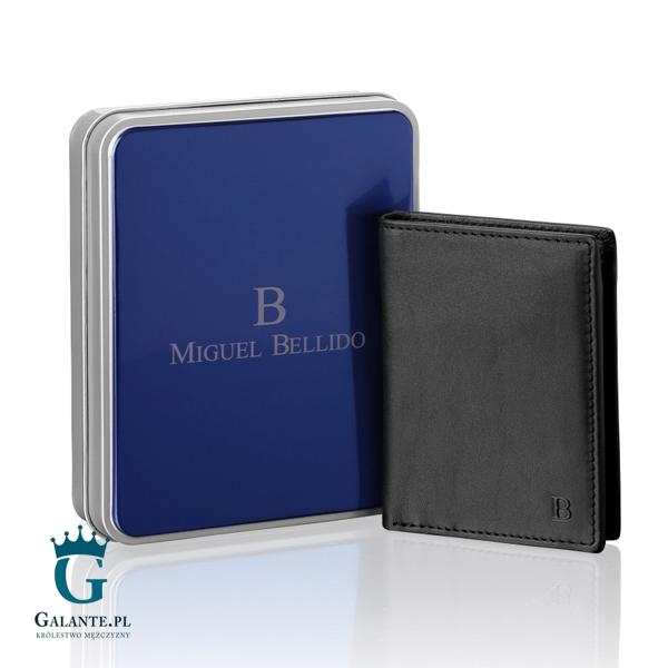 eff9d6c311942 Portfel męski na karty i banknoty Miguel Bellido 3082. ‹ ›